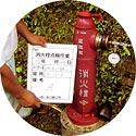 地上式及び地下式消火栓のメンテナンス業務
