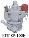 エアー抜弁(排気弁)付地下消火栓 KT510F-100H