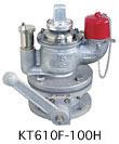 エアー抜弁(排気弁)付地下消火栓 KT610F-100H