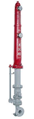 多雪型消火栓(回転式)No.55BⅡ