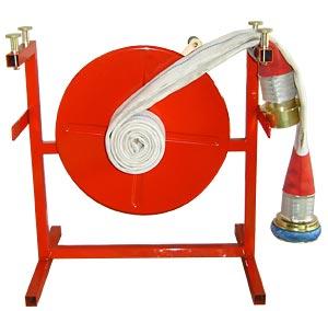 消防ホース巻取機 TK01