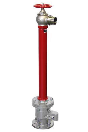 不凍式消火栓ユニット HY002
