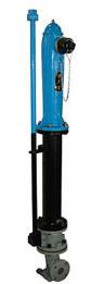 排泥管型消火栓 No.29HD
