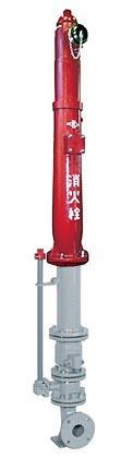 多雪型消火栓(回転式)No.55BⅡ一口タイプ