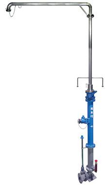 緊急時 給水車用給水栓(給水塔)MOR-Ⅰ