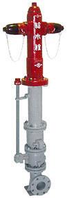 給水栓 (トンネル出入口用)No.38W(給水栓)