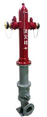 双口給水消火栓(不凍式150mm)No.88D