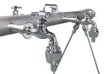 自動接手水栓